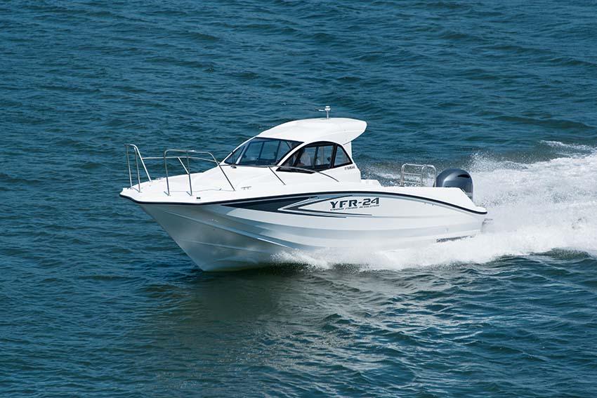 YFR24EX 新艇 令和4年1月入荷予定